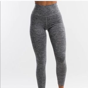 Grey echt leggings